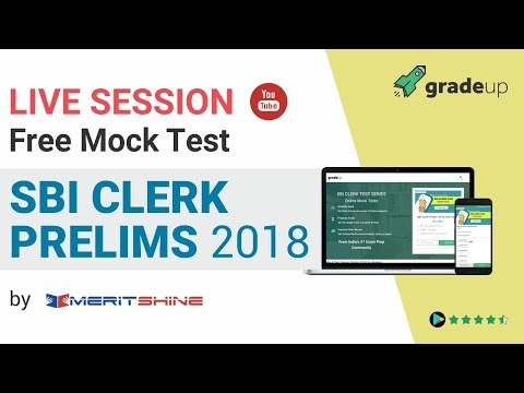 sbi po prelims mock test free 2018
