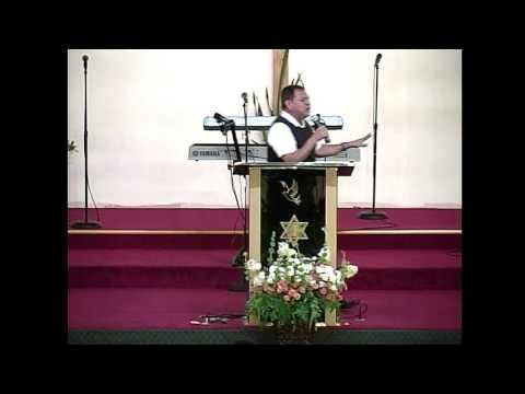 Pastor Ismael Pineda HEBREOS 4 11 IGLESIA CRISTIANA EBENEZER GARLAND TX