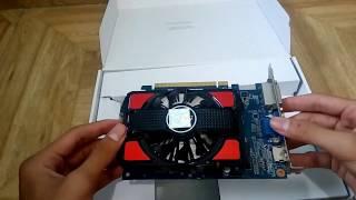 VGA GT 730 DDR3 2GB + TEST GAMEPLAY GTA 5