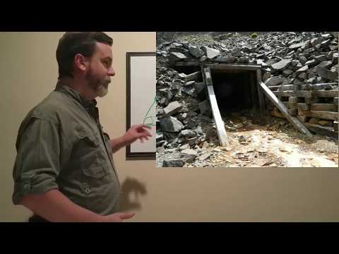 Gold Mine and Geology 101 Series, Episode 1, Mine Terms