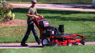 Compare Mid Sized Lawn Mowers to Toro Walk Behind Mowers: Gardencare