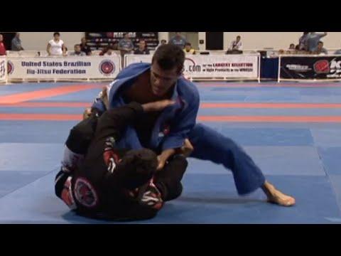 """Rubens """"Cobrinha"""" Charles VS Bruno Frazatto / World Championship 2008"""