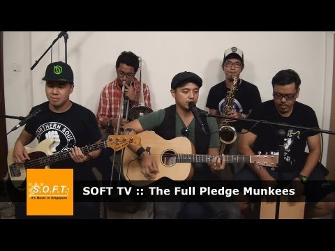 SOFT TV :: The Full Pledge Munkees  [Singapore Music]