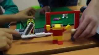 видео Игра ЛЕГО-конструирование для детей. Купить с доставкой по РФ — «РиалТорг-Детям», Челябинск, Курган, Тюмень