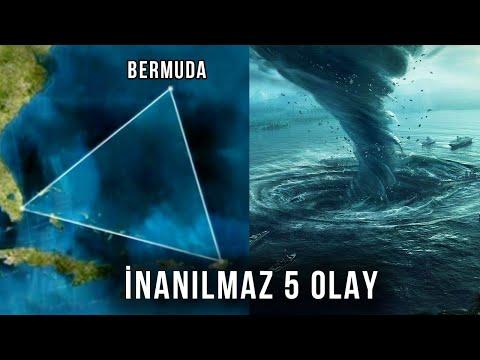 Bermuda Şeytan Üçgeni'nin sırrı çözüldü (ÇOK ŞAŞIRACAKSINIZ)