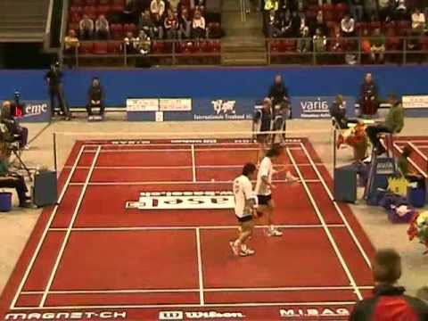 swiss open 2006 and older Jung KIM Min Wan Wah LEE vs Lars PAASKE Jonas RASMUSSEN Swiss Open 2006 and Older1