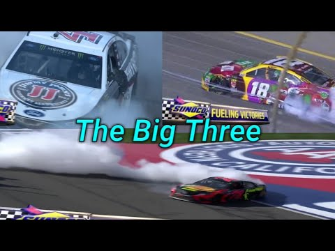 "NASCAR ""The Big Three"" 2018 Music Video- Unstoppable"