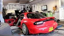 Modified Mazda RX7