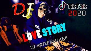 Download lagu Dj Love Story Full Bass Terbaru ♫ TIK TOK Gagak (BY DJ ARIEF WALAHE) REQ LOVERS ♫