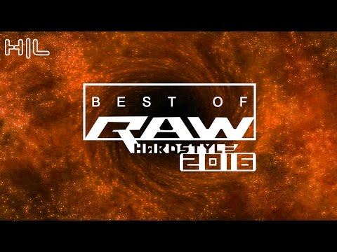 Best Of: Raw Hardstyle 2016