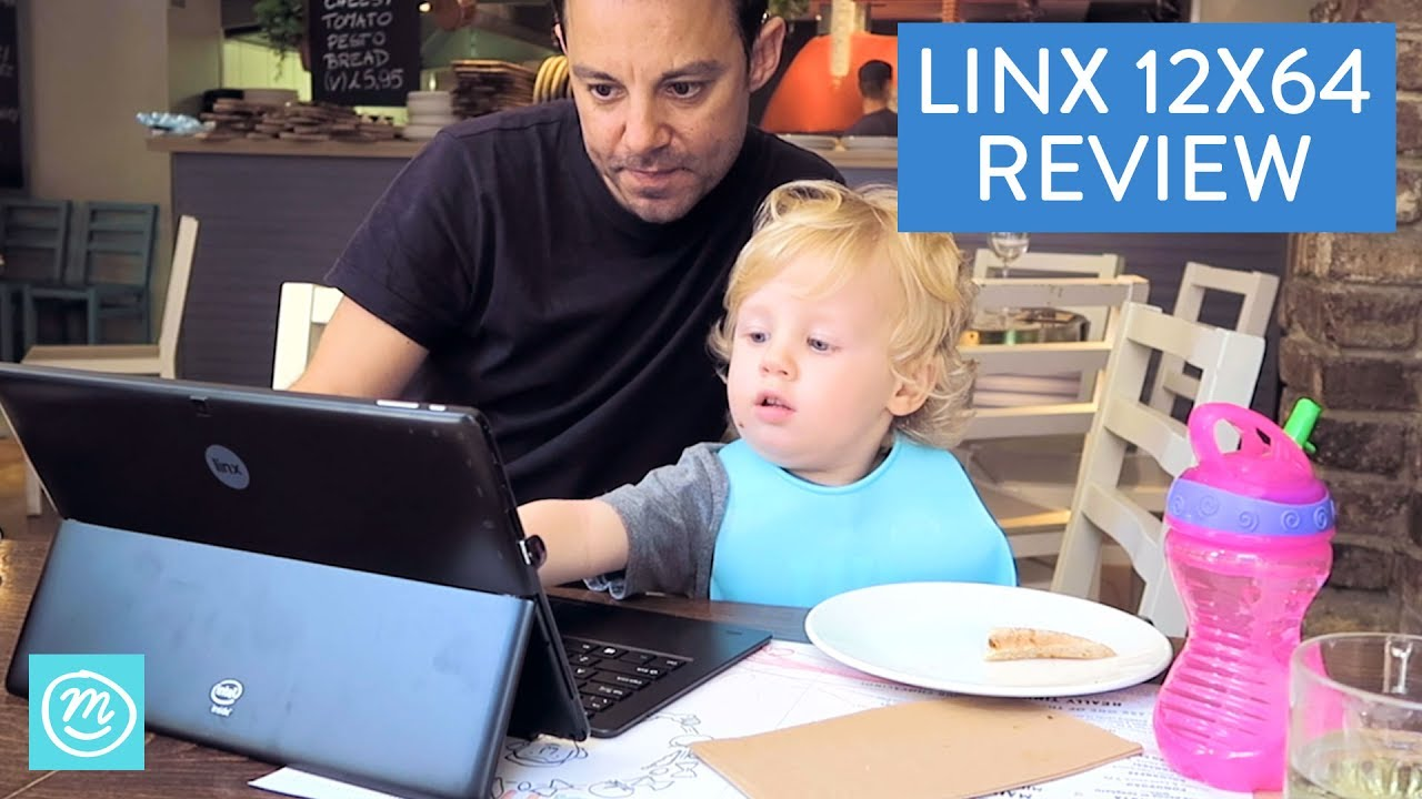 Linx 12X64 Tablet Review With Channel Mum   Ad