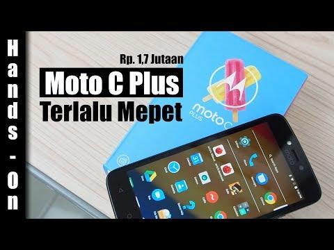 Hands On : Motorola Moto C Plus Indonesia : Terlalu Mepet