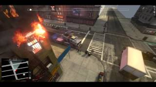 EmergeNYC - Debut Pre-Alpha Gameplay (Fire on the 3rd Floor)