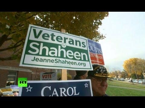 Бывший кандидат в президенты США: В Америке нет настоящей демократии