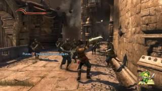 Prince Of Persia Forgotten Sands Español HD parte 1.avi