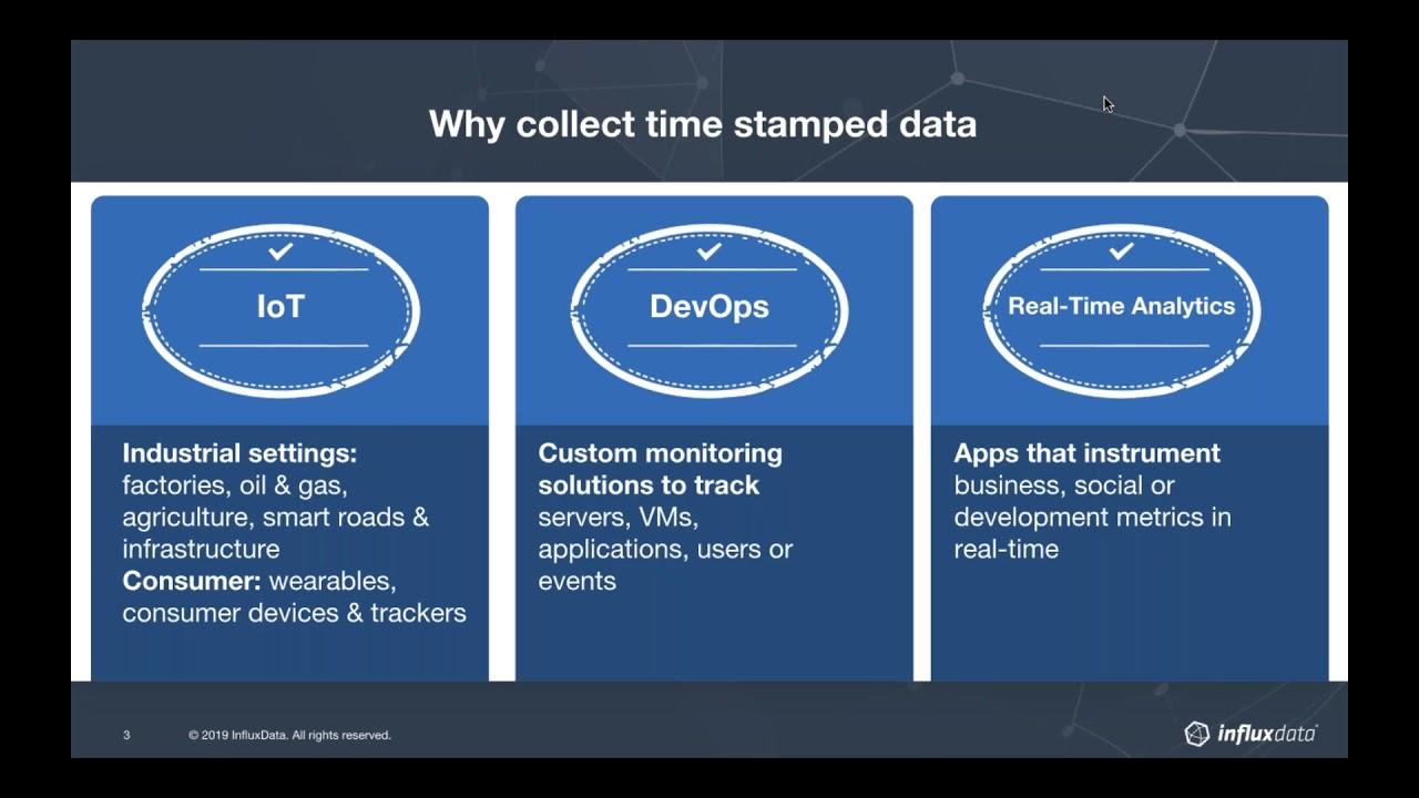 Metric database design