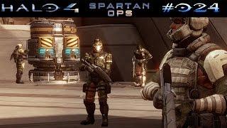 HALO 4: SPARTAN OPS | #024 - Memento Mori: Mantis | Let's Play Halo The Master Chief Collection
