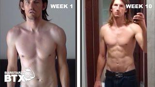EPIC 10 Week B๐dy Transformation - Barstarzz BTX