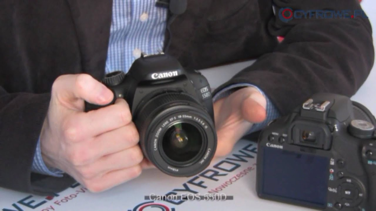 Canon 550D vs Canon 500D
