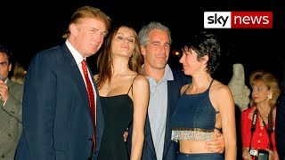 Jeffrey Epstein: Conspiracy theories swirl over 'suicide'