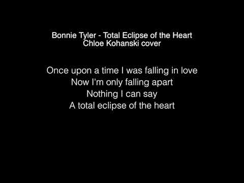 chloe kohanski total eclipse of the heart lyrics the voice 2017 youtube. Black Bedroom Furniture Sets. Home Design Ideas