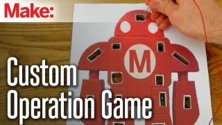 DIY Hacks and How To39;s DIY Operation Game