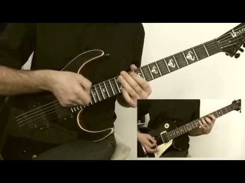 Slayer - When The Stillness Comes [HD Guitar Cover w/tab]
