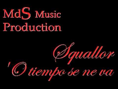 Squallor - 'O tiempo se ne va - Base Musicale Strumentale con Cori Karaoke Lyrics