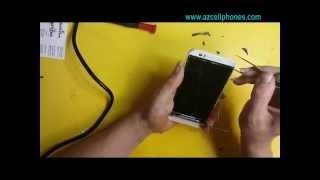 HTC Desire 510   screen removal