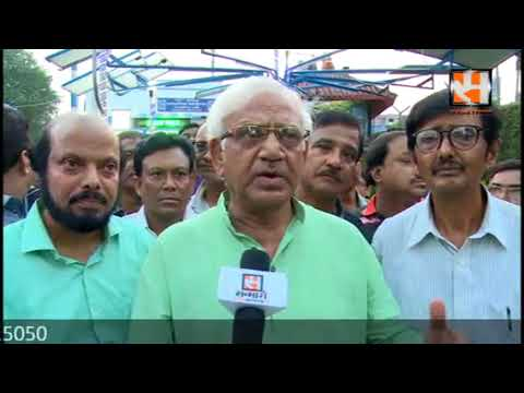 Sanmarg-Solar System inauguration by Sovandeb Chattopadhyay