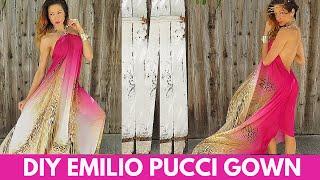 Diy Emilio Pucci