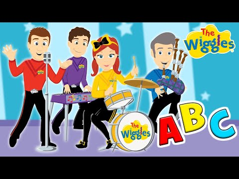 The Wiggles Nursery Rhymes - ABC