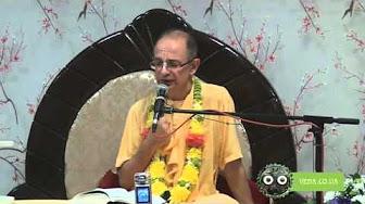 Шримад Бхагаватам 10.21.18 - Бхакти Вигьяна Госвами