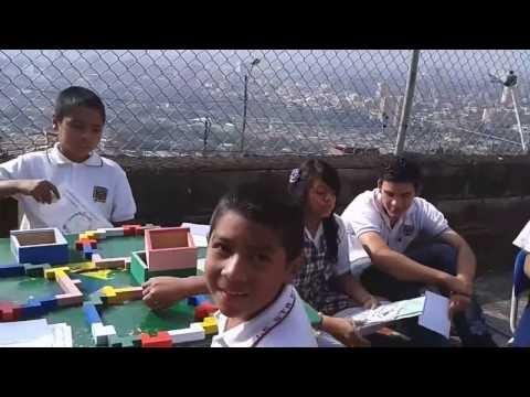 Escuela la Pradrea .Ambientes Agradables de Apredizaje Proyecto Concreact