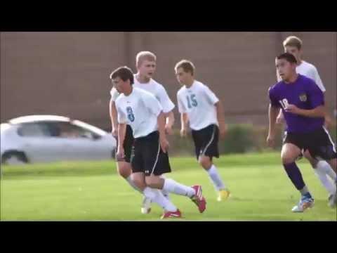 Freshman Highlights--Zach Hawkins--Fall 2014--Maine West High School