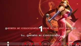 Karaoke - Gelato al cioccolato - Pupo mp3