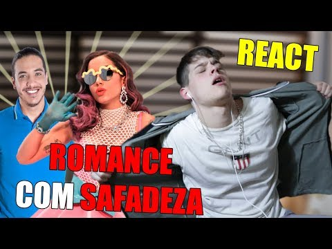 REACTION ROMANCE COM SAFADEZA  ANITTA & WESLEY SAFADÃO