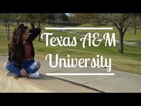 Texas A&M University || Vlog