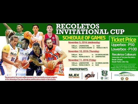 Recoletos Invitational Cup Day1