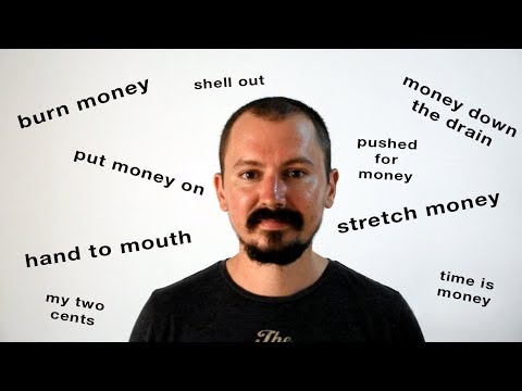 26 Money Idioms for IELTS Speaking
