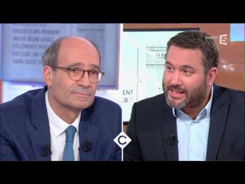 Fillon : Nouvelles révélations du Canard - C à vous - 07/02/2017