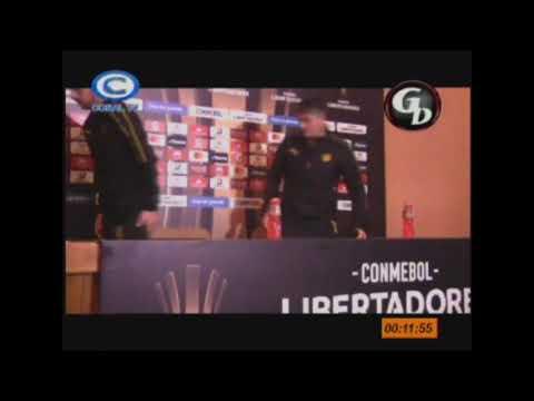 San Jose 3 - 1 Peñarol: Conferencia de Prensa de ambos equipos