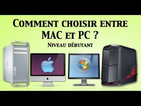 Comment choisir entre mac et pc youtube - Difference entre conciliateur et mediateur ...