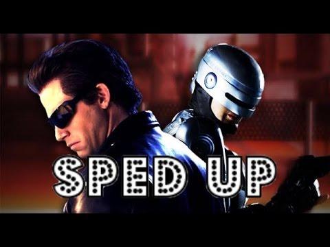 [Speed up x2] Terminator vs Robocop -ERB
