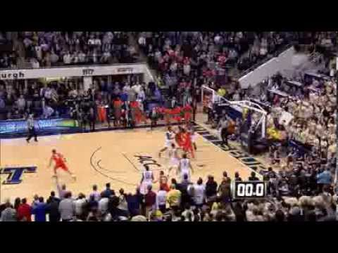 Lillard's shot reminded me of this nearly identical buzzer beater from Syr. Vs. Pitt 2014