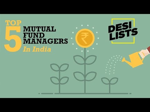 Best Mutual Fund Managers In India - Top 5