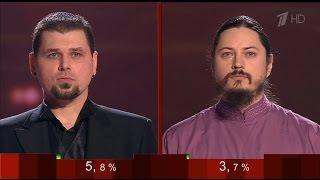 Иеромонах Фотий - Победитель Голос 4 2015