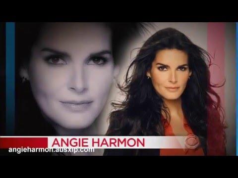 Angie Harmon Interview Youtube