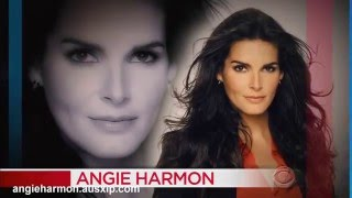 Gambar cover Angie Harmon interview