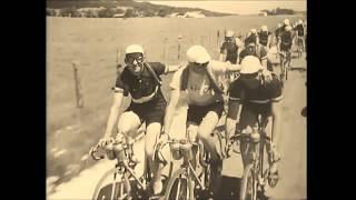 """Fredo Gardoni """"P'tit gars du tour"""" marche officielle du Tour de France 1932"""